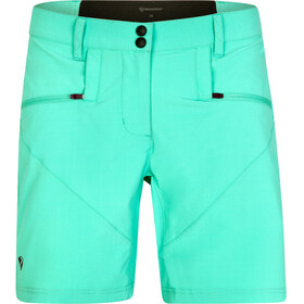 Ziener Nugla Shorts Women, paradise green